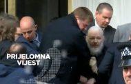 Uhićen Julian Assange