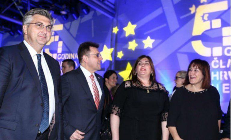 HDZ predstavio listu za europske izbore, Željena Zovko na 4. mjestu