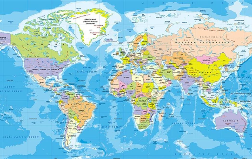 Ove države će za 20 godina biti najmoćnije na svijetu