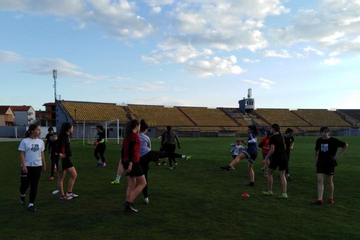 ŽNK Inter nastavlja s treninzima, u utorak i srijedu igraju na turniru u Sarajevu