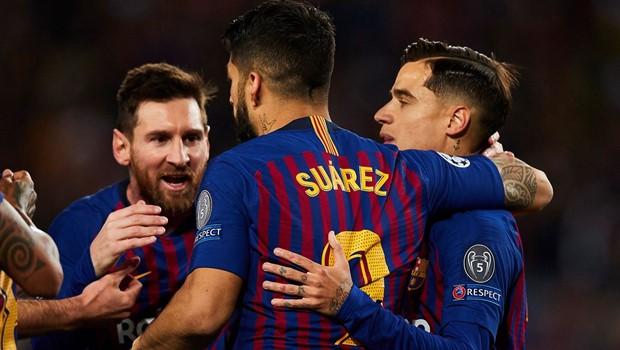 Messijev show za veliki korak Barcelone prema finalu Lige prvaka!