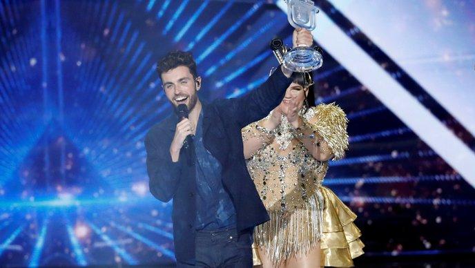 Nizozemac pobjednik Eurosonga