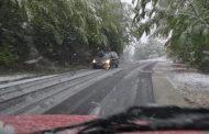 FOTO: Snijeg se spustio do sela Sobač