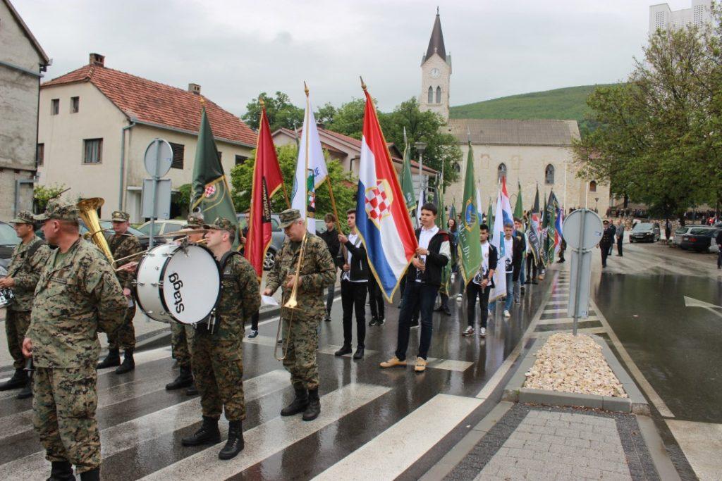 Svečano obilježen Dan branitelja općine Posušje