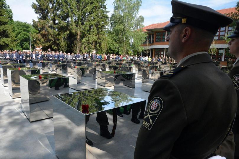 Hrvatska obilježava 24. obljetnicu operacije `Bljesak`
