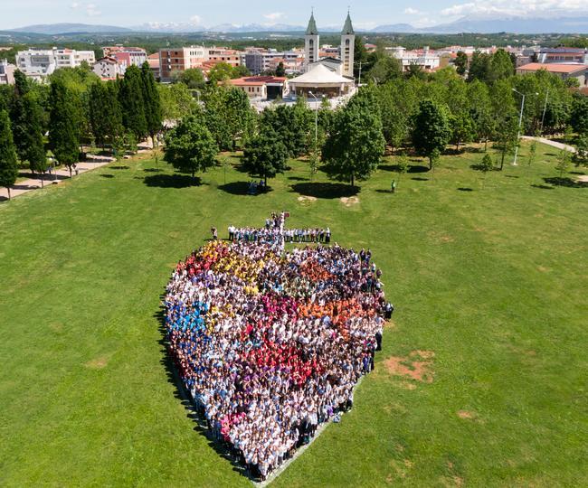 ZLATNA HARFA: Dvije tisuće članova zborova u Međugorju