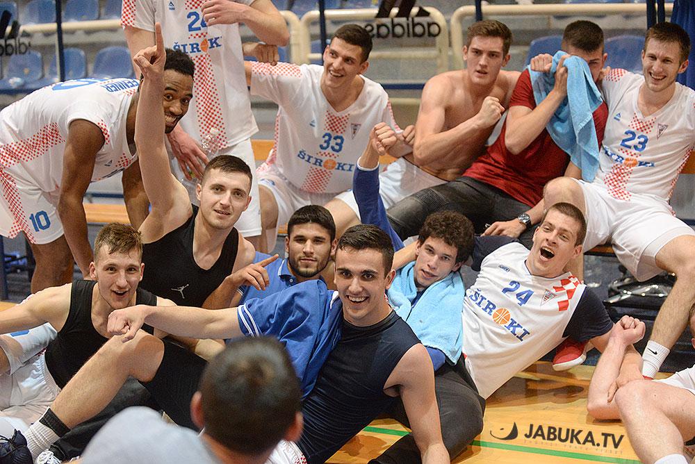 Markus Lončar u finalu košarkaškog prvenstva BiH