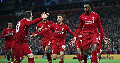 LIVERPOOL – BARCELONA 4:0 Nevjerojatan preokret Liverpoola za finale Lige prvaka
