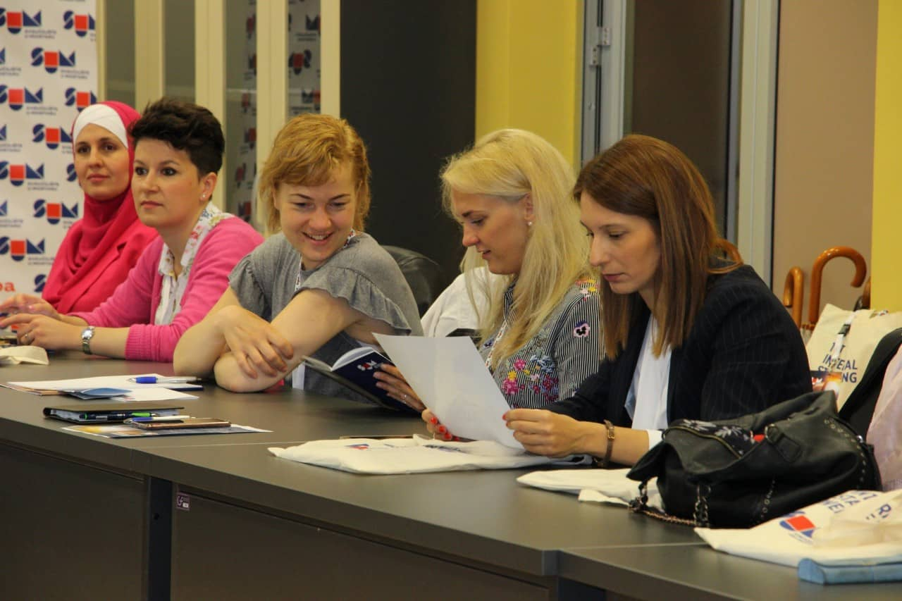 Svečano otvoren 1st International Staff Training Week na SUM-u