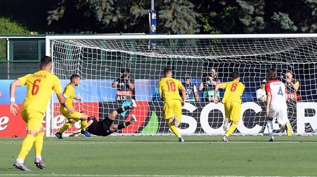 Ružan poraz Hrvatske na startu Europskog prvenstva do 21 godine