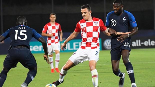 Francuska ranim pogotkom osigurala pobjedu i ostavila Hrvatsku bez polufinala