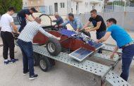 Učenici strukovne škole Posušje izradili bolid na solarni pogon