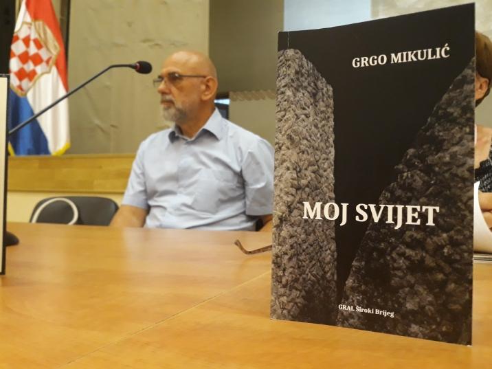 POSUŠKO LITO: Predstavljene knjige i otvorena izložba skulptura Grge Mikulića