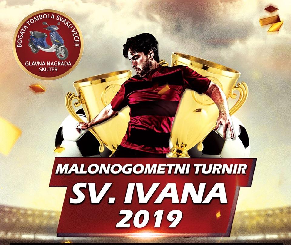 POSUŠKO LITO: Ovaj tjedan počinje Malonogometni turnir Sv. Ivana 2019. u Rakitnu