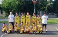 Posušje drugo na Mini basket festu Mostar 2019!