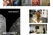 POSUŠKO LITO: Predstavljanje zbirke pjesama i skulptura Grge Mikulića