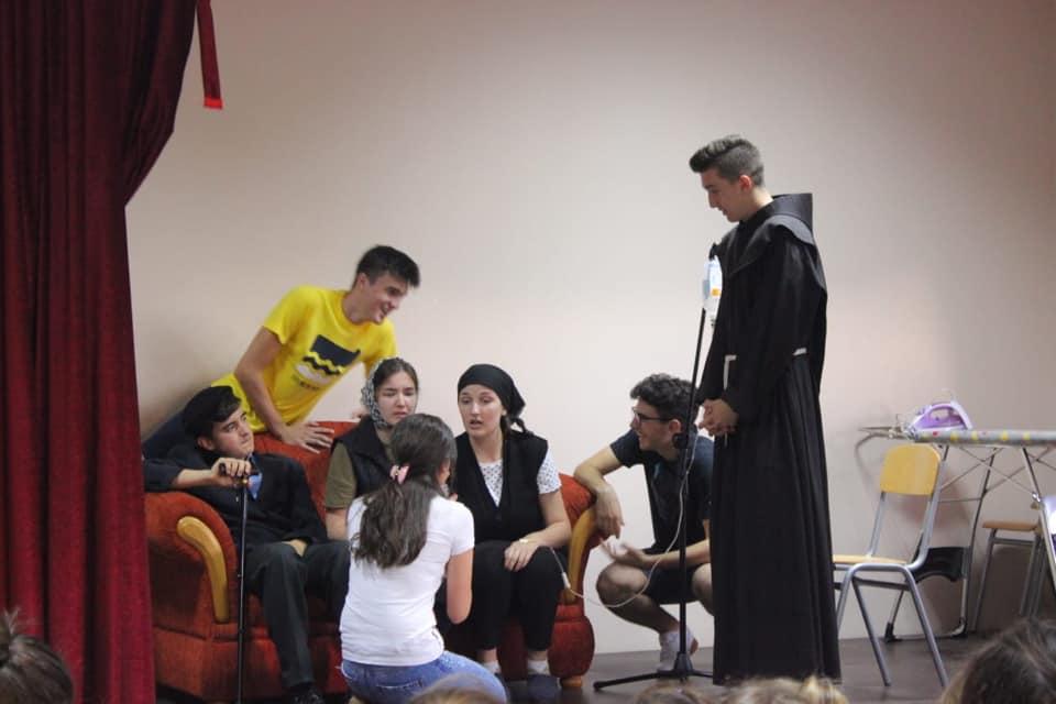 Završen Festival religiozne drame u Posuškom Gracu