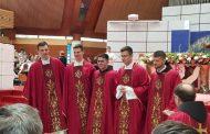 Zaređeno pet novih svećenika, među njima i Posušanin fra Nikola Jurišić!