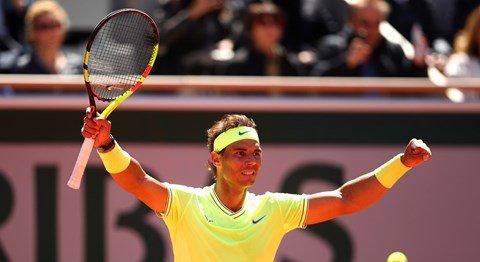 Nadal 12. put kralj Roland Garrosa