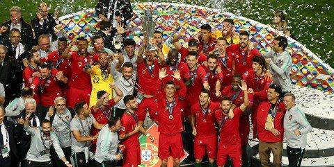 Portugal osvojio prvo izdanje Lige nacija, Guedes srušio Nizozemsku