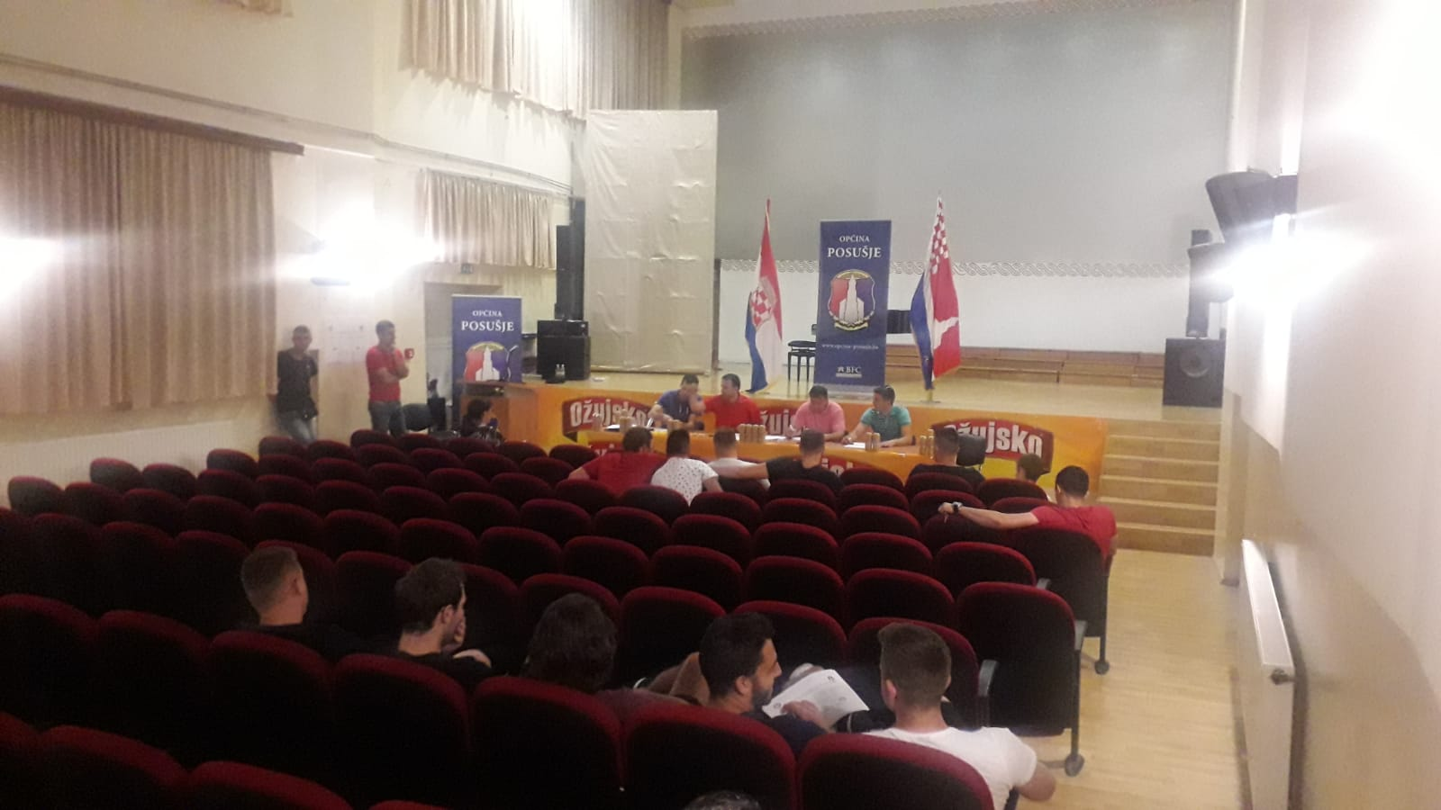 FOTO: Izvučene skupine turnira mjesnih zajednica općine Posušje