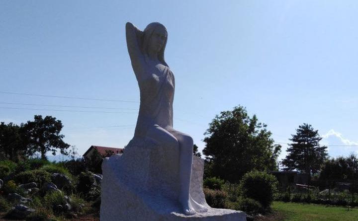 U posuškom Čitluku postavljen kip Judite