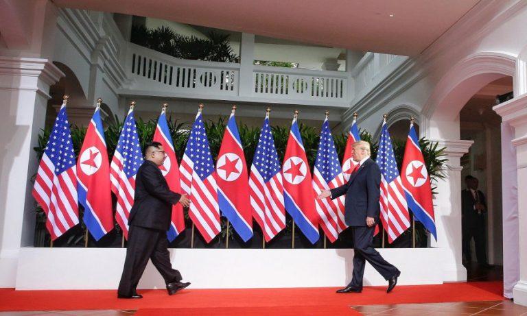 Prvi američki predsjednik u Sjevernoj Koreji