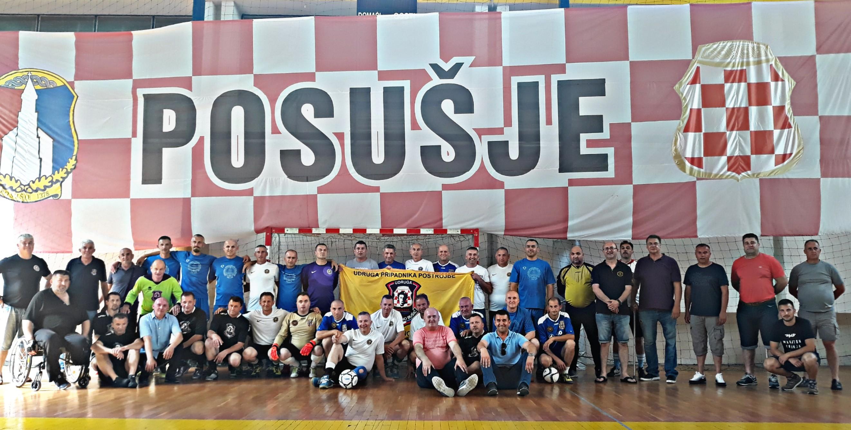Bušići pobjednici memorijalnog turnira u Posušju