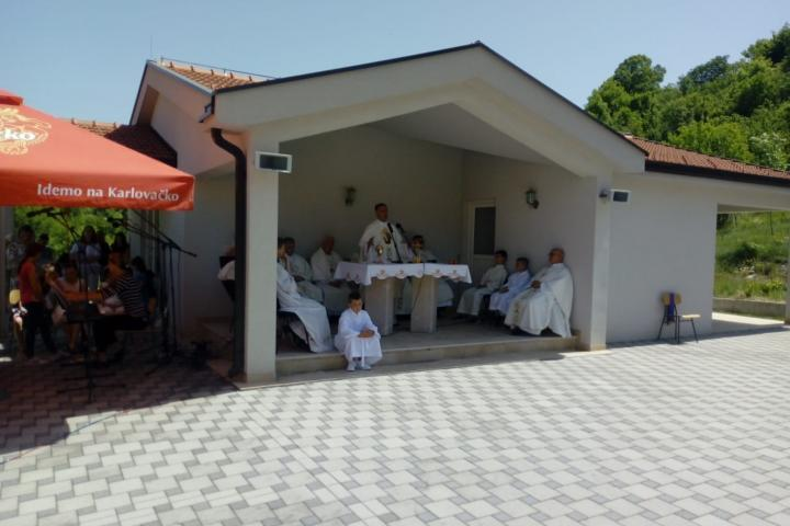 Sveti Ante proslavljen u Sutini
