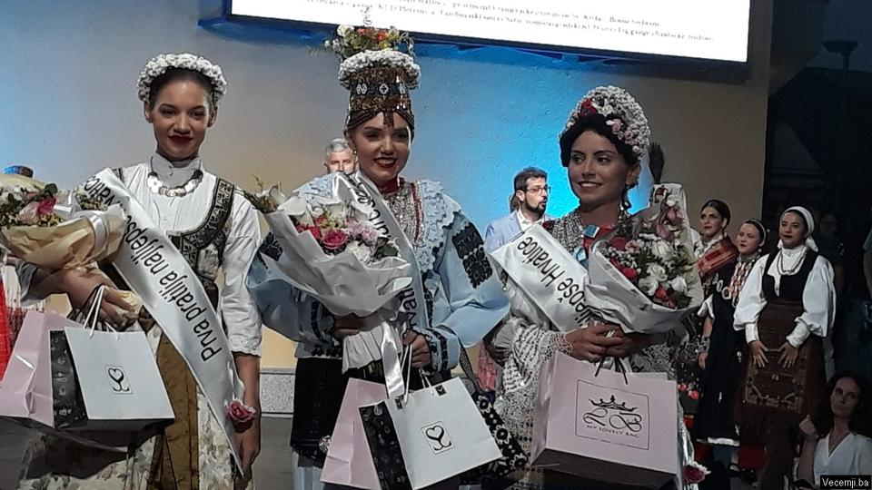 Hrvatica iz Rumunjske najljepša! Prva pratilja Hrvatica iz Mađarske, druga iz Perua