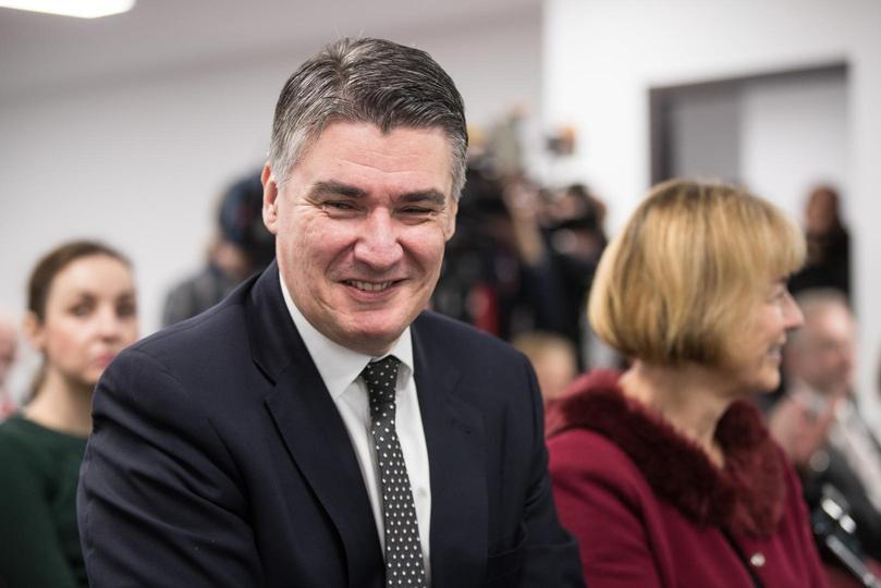 Zoran Milanović potvrdio kandidaturu za predsjednika RH