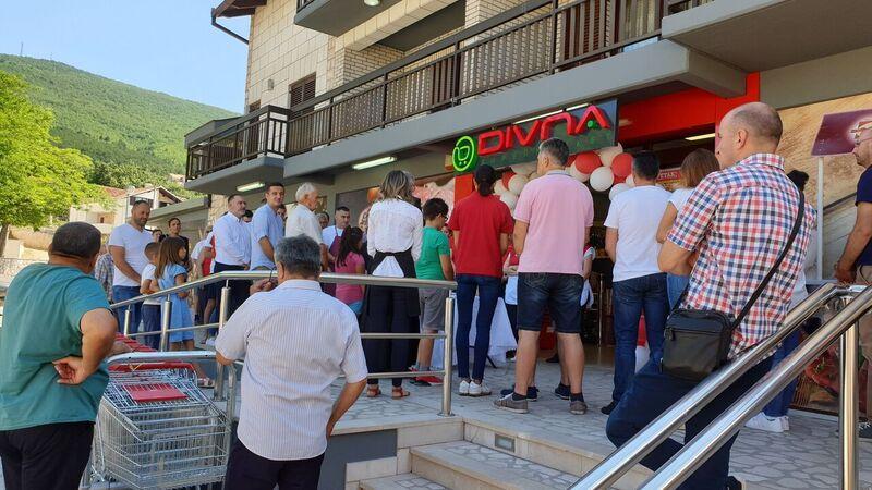 Penava d.o.o. Posušje otvorio drugi supermarket Divna u Posušju