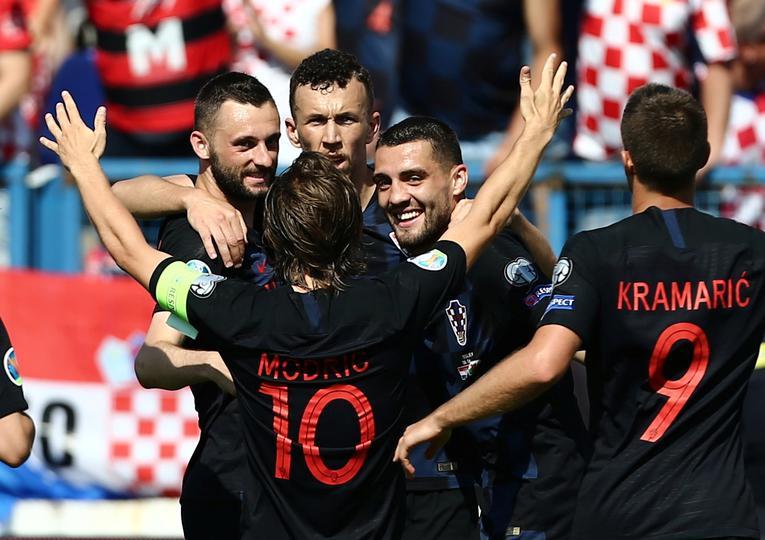 Važna su tri boda! Hrvatska po velikoj vrućini nadjačala Wales