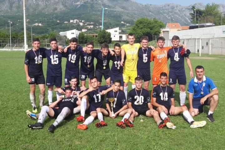 Kadeti Posušja slavili na memorijalu u Dubrovniku
