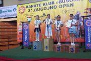 Karatašima medalje u Bugojnu