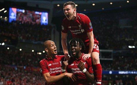 Lovren s Liverpoolom na krovu Europe!