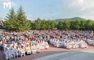 Tisuće hodočasnika obilježilo 38. godišnjicu Gospinih ukazanja u Međugorju