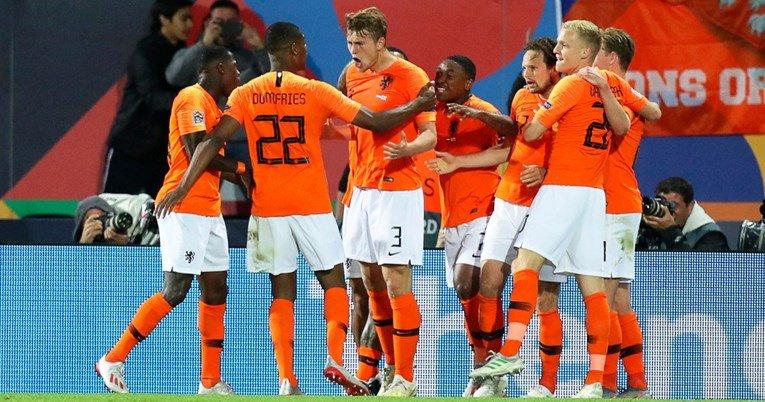 Englezi darivali Oranje golovima za finale Lige nacija
