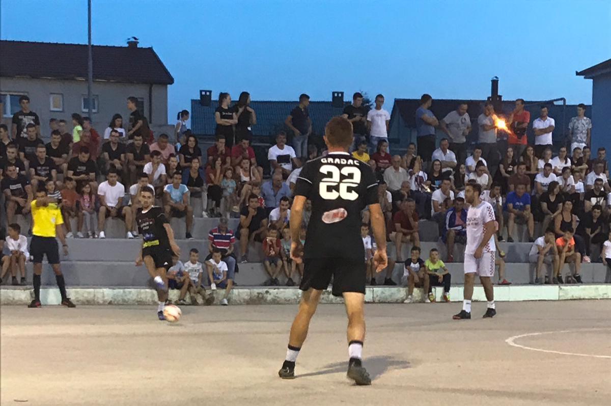 Gradac i Gornji Jukići među četiri najbolje ekipe Posušja