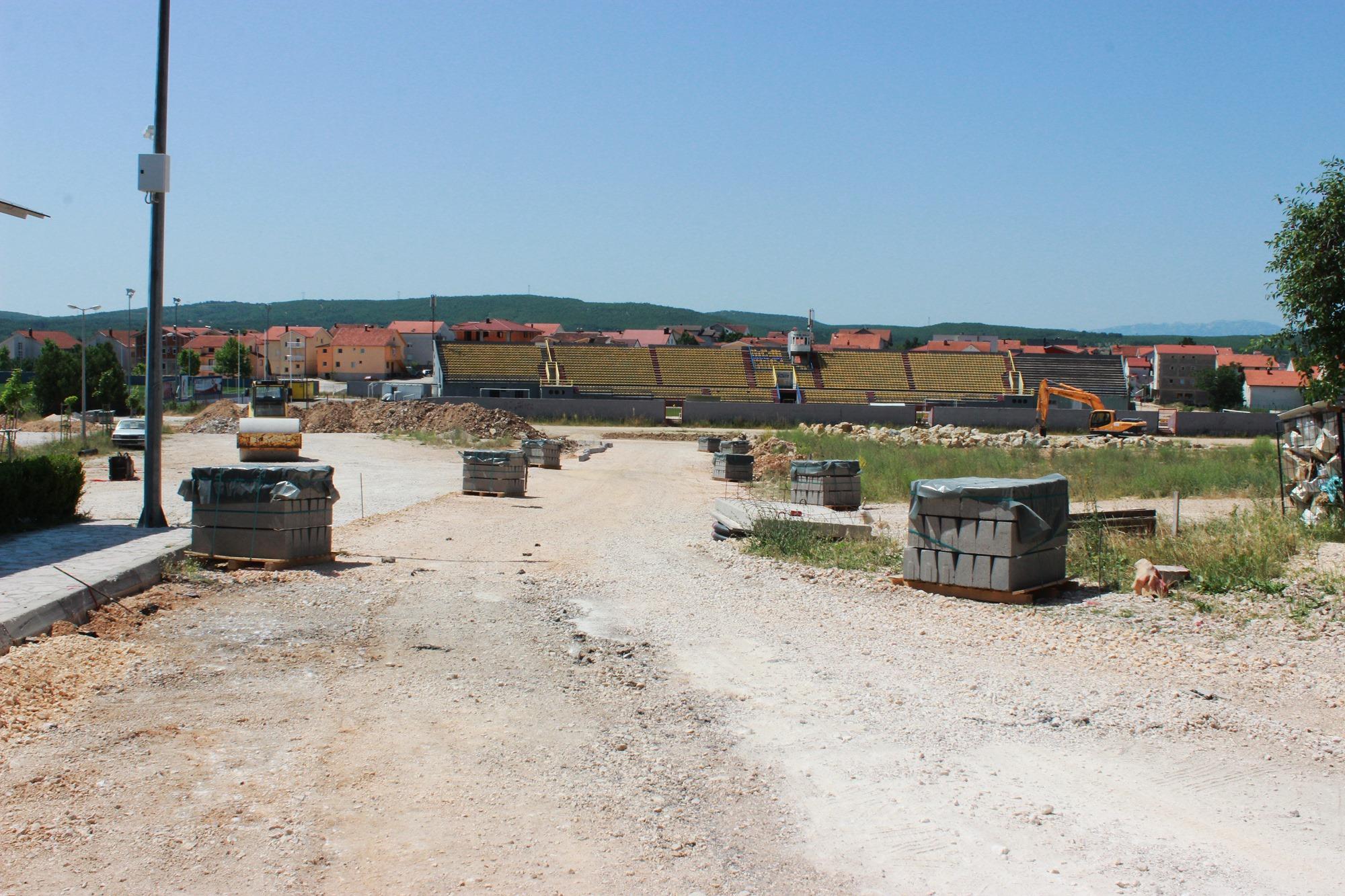 Intenzivirani radovi na području općine Posušje