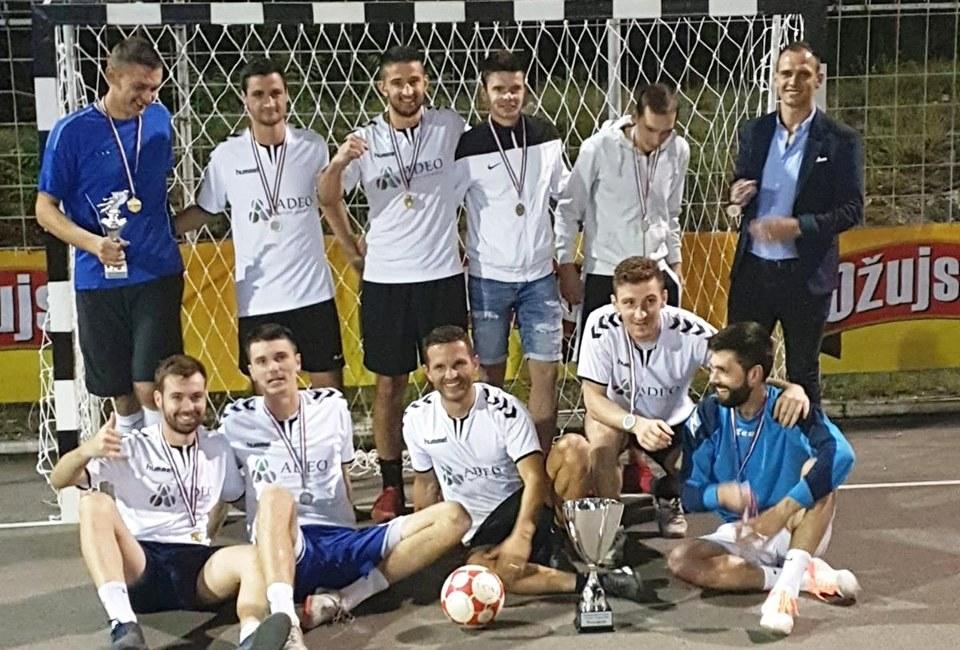 """Adeo Sport Paradise Posušje pobjednik turnira """"Sveti Ilija Tihaljina 2019"""""""