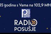 RADIO POSUŠJE: 35 godina prvog radija Zapadne Hercegovine