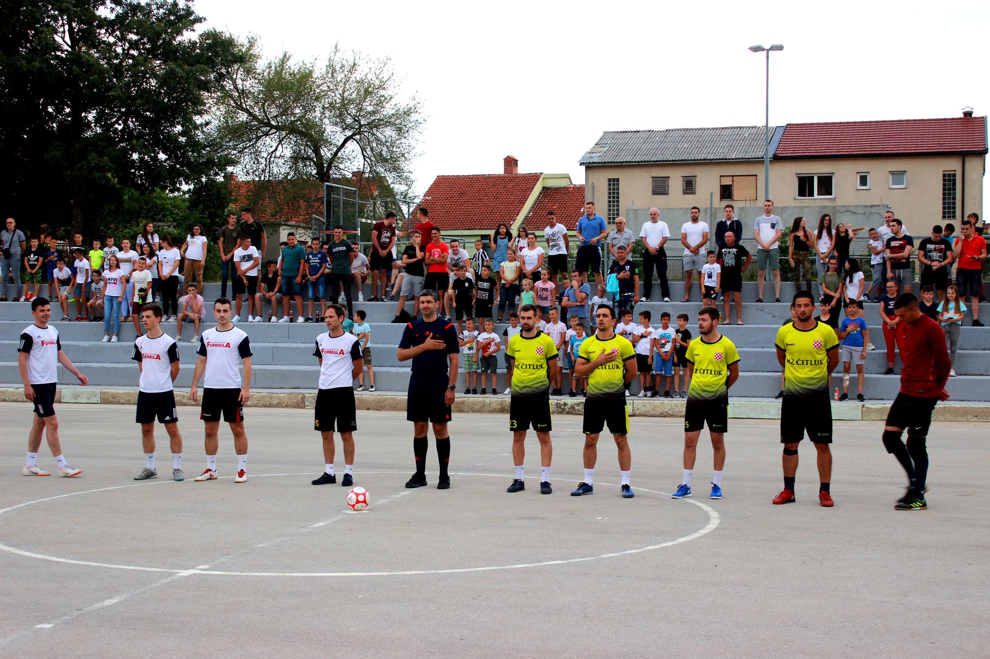 Započelo 16. izdanje Malonogometnog turnira mjesnih zajednica općine Posušje