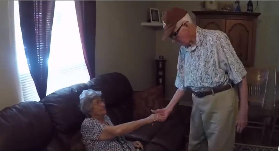 VJEČNA LJUBAV: Bili 71 godinu u braku, na kraju i umrli na isti dan