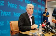 Čović objavio kandidate za ministre, novo ime preuzima civilne poslove