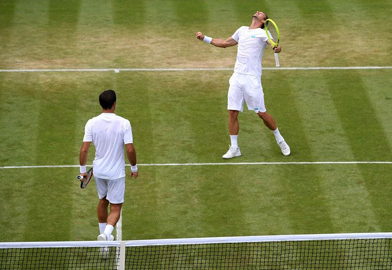 Dodig ponovno u polufinalu Wimbledona