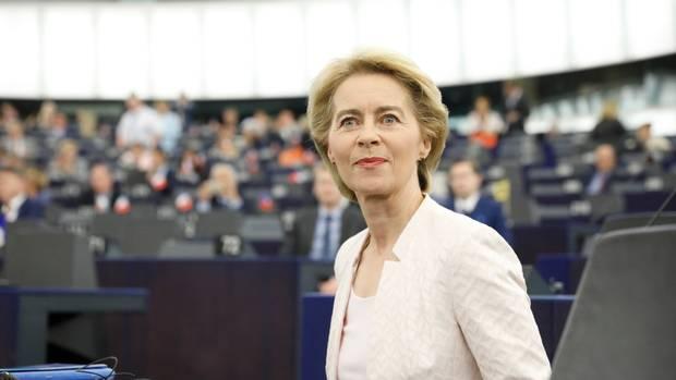Ursula von der Leyen izabrana za novu predsjednicu Europske komisije