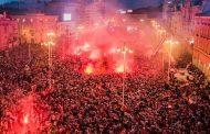 BILO JE NEOPISIVO: Rijeke Hrvata su ih dočekale -Vatreni su stigli na Trg Bana Jelačića…