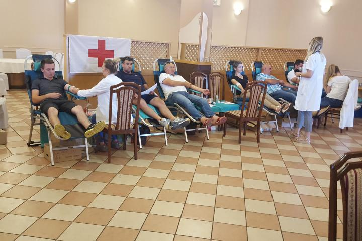 Posušje: Prikupljene 52 doze krvi