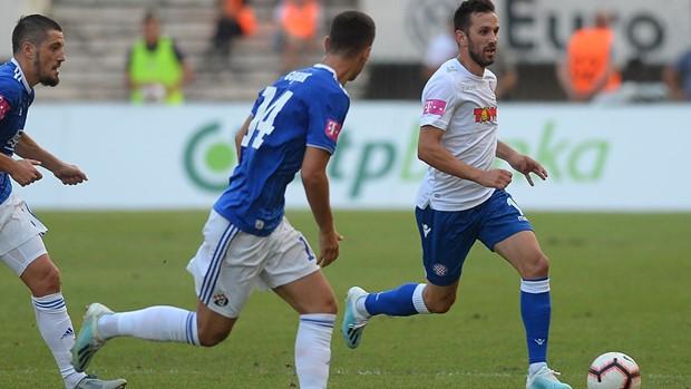 Bassel Jradi za pobjedu Hajduka i vrh ljestvice